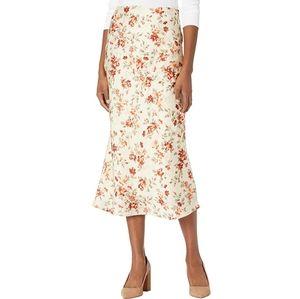 LOST + WANDER - NWT Bias Midi Skirt